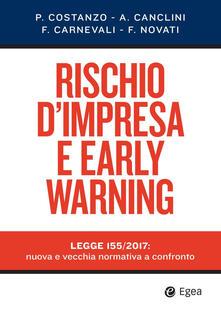 Librisulladiversita.it Rischio d'impresa e early warning. Legge 155/2017: nuova e vecchia normativa a confronto Image