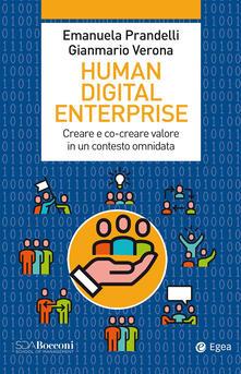 Cocktaillab.it Human digital enterprise. Creare e co-creare valore in un contesto omni-data Image