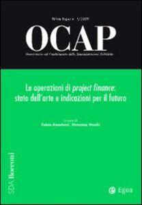 Libro OCAP. Osservatorio sul cambiamento delle amministrazioni pubbliche (2008). Vol. 3: Semplificare per competere.