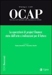 OCAP. Osservatorio sul cambiamento delle amministrazioni pubbliche (2008). Vol. 3: Semplificare per competere.