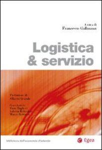 Libro Logistica & servizio
