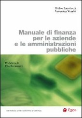 Manuale di finanza per le aziende e le amministrazioni pubbliche