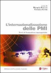 L' internazionalizzazione delle PMI. Temi di formazione manageriale