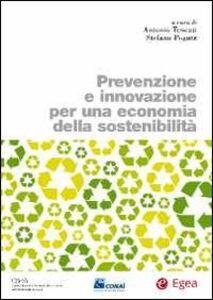 Libro Prevenzione e innovazione per una economia della sostenibilità