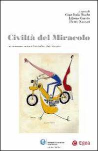 Foto Cover di Civiltà del miracolo, Libro di  edito da EGEA