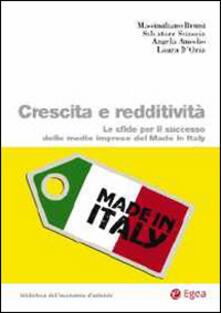 Warholgenova.it Crescita e redditività. Le sfide per il successo delle medie imprese del made in Italy Image