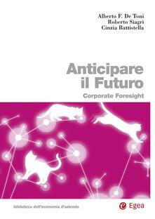 Camfeed.it Anticipare il futuro. Corporate foresight Image