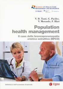 Population health management. Il caso della broncopneumopatia cronica ostruttiva (BPCO)