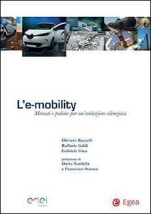 Winniearcher.com L' e-mobility. Mercati e policies per un'evoluzione silenziosa Image