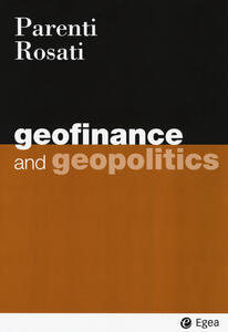 Geofinance and geopolitics