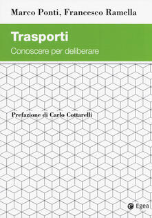 Premioquesti.it Trasporti. Conoscere per deliberare Image