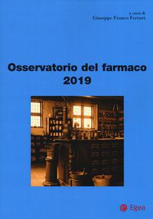 Warholgenova.it Osservatorio del farmaco 2019 Image