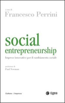 Ascotcamogli.it Social entrepreneurship. Imprese innovative per il cambiamento sociale Image