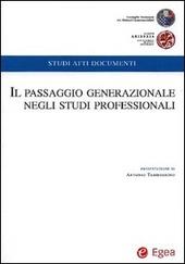 Il passaggio generazionale negli studi professionali