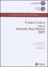 Codice unico delle aziende non profit 2007
