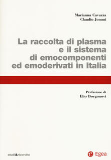 Winniearcher.com La raccolta di plasma e il sistema di emocomponenti ed emoderivati in Italia Image
