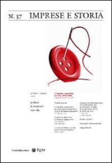 Milanospringparade.it Imprese e storia. Vol. 37: L'impresa cooperativa in Italia (1945-2009). Image