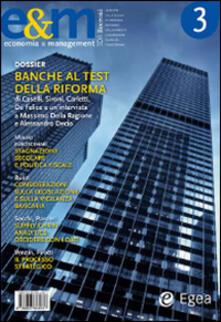 Ascotcamogli.it Economia & management. Vol. 3 Image