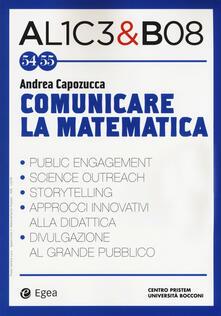 Parcoarenas.it Alice & Bob. Vol. 54-55: Comunicare la matematica. Image