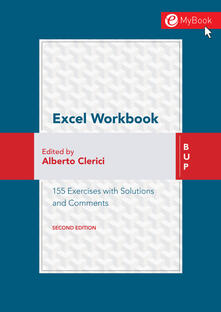 Excel workbook. 155 exercises with solutions and comments