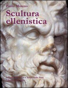 Libro Scultura ellenistica Paolo Moreno