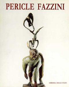 Libro Pericle Fazzini. Catalogo della mostra (Parigi)