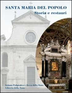 Libro Santa Maria del Popolo. Storia e restauri