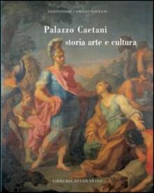 Listadelpopolo.it Palazzo Caetani. Storia, arte e cultura Image