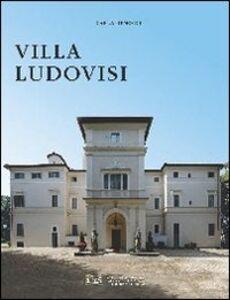 Libro Villa Ludovisi Carla Benocci