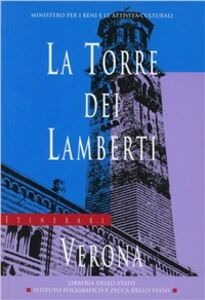 Libro La Torre dei Lamberti, Verona Margherita Marvulli