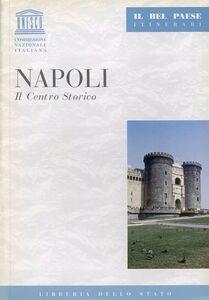 Libro Napoli. Il centro storico Alberto Di Santo