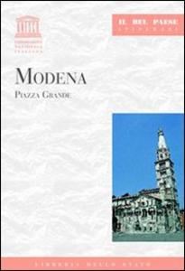 Libro Modena. Piazza Grande Cecilia Monaco