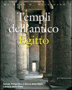 Libro Templi dell'antico Egitto Richard H. Wilkinson