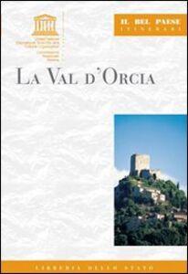 Libro La val d'Orcia Paola Grassi