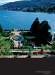Libro L' incanto dei laghi lombardi dalle isole Borromee al Vittoriale Margherita Marvulli