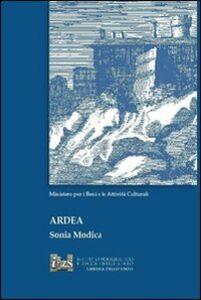 Libro Ardea Sonia Modica