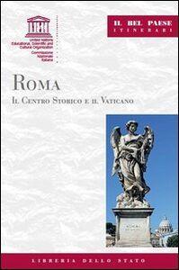 Libro Roma. Il centro storico e il Vaticano Margherita Marvulli