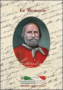 Libro Le memorie Giuseppe Garibaldi