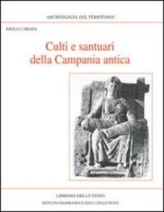 Libro Culti e santuari della Campania antica Paolo Carafa