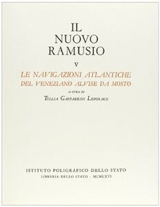 Libro Le navigazioni atlantiche del veneziano Alvise da Mosto