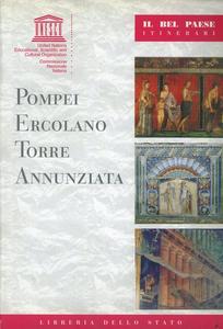 Libro Pompei, Ercolano, Torre Annunziata Alberto Di Santo