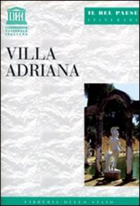 Libro Villa Adriana Maurizio Macale