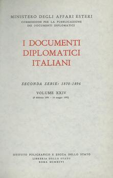 I documenti diplomatici italiani. Serie 2ª (1870-1896). Vol. 24: 9 febbraio 1891-14 maggio 1892..pdf