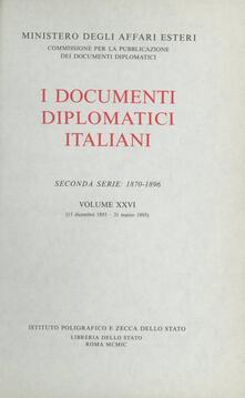 Winniearcher.com I documenti diplomatici italiani. Serie 2ª (1870-1896). Vol. 26: 15 dicembre 1893-31 marzo 1895. Image