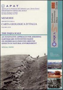 Foto Cover di The INIQUA Scale, Libro di  edito da Ist. Poligrafico dello Stato