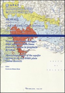 Libro Progetto per il monitoraggio degli acquiferi della bassa pianura friulana in provincia di Udine. Con CD-ROM