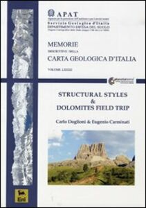 Structural styles & Dolomites field trip