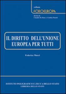 Il diritto dell'Unione Europea per tutti