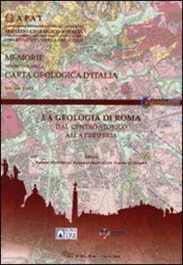 La geologia di Roma dal centro storico alla periferia (parte I-II). Cofanetto