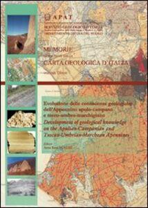 Foto Cover di Evoluzione delle conoscenze geologiche dell'Appennino apulo-campano e tosco-umbro-marchigiano, Libro di A. R. Scalise, edito da Ist. Poligrafico dello Stato
